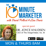 Tips on Keeping an Audience's Attention When Speaking With Dr. Joyce Knudsen