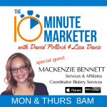 Easy Podcast Publishing with Mackenzie Bennett