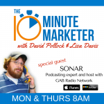 All About Podcast Sound Quality With Guest Sonar