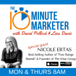 How to Stay Competitive with Larger More Traditional Brands with Guest Nicole Ertas