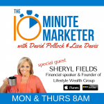 The Efficiency of Money and Paying off Debt With Guest Sheryl Fields