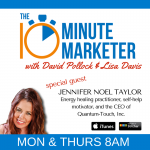 Following Your True Passion With Guest Jennifer Noel Taylor