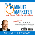 The Ins and Outs of Direct to Consumer Marketing with Guest Ed Hauck