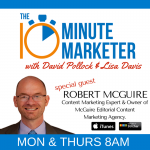 Don't Let Perfection Be the Enemy of Getting Started with Guest Robert McGuire